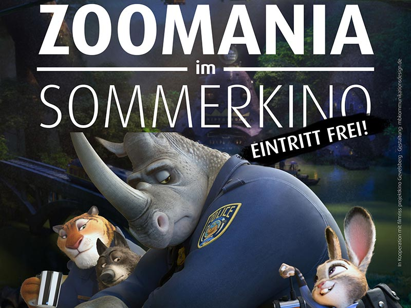 Sommerkino am Stiftsplatz 2016